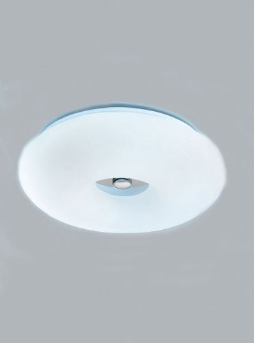 Franklite CF5710 Chrome Ceiling Light